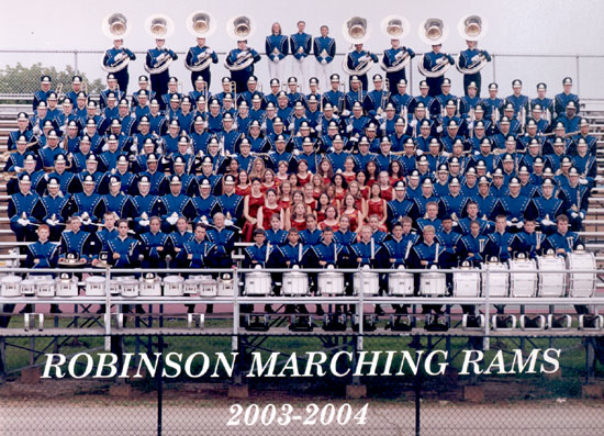 Robinson Marching Rams